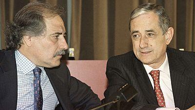 Ruz sienta en el banquillo a los dos máximos dirigentes de Caja Castilla-La Mancha