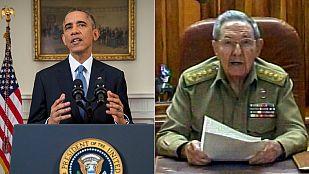 Cuba y EE.UU. inician un capítulo histórico con la reapertura de sus relaciones diplomáticas