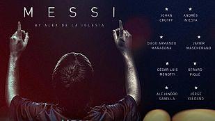 RTVE.es te ofrece un clip de 'Messi', el documental de Álex de la Iglesia