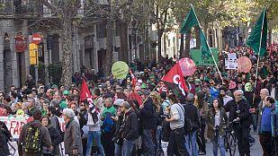 Manifestaciones en 30 ciudades en contra de la Ley de Seguridad Ciudadana