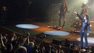 Bunbury dice 'hasta luego' con un poderoso concierto en Madrid