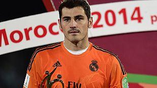 """Casillas: """"Espero que 2015 sea igual"""""""