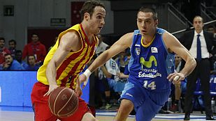 TM Estudiantes 102 - FC Barcelona 96