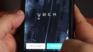 """Un juez de Madrid ordena el cese """"con carácter inmediato"""" de la web de Uber"""