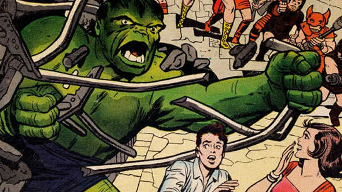 Un libro repasa los 75 años de la editorial Marvel