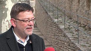 """Puig asegura que """"no va a haber ningún gobierno de gran coalición PSOE-PP"""""""