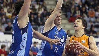 Gipuzkoa Basket 69 - Valencia Basket 67