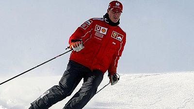 Primer aniversario del accidente de Michael Schumacher