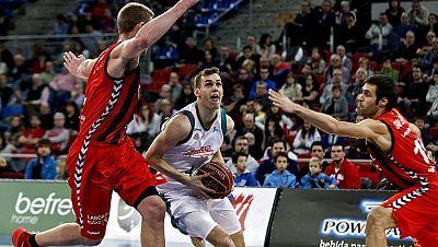 Laboral Kutxa 100 - Baloncesto Sevilla 60