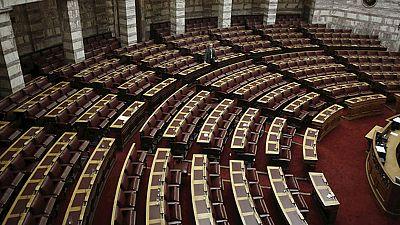 Grecia celebrará elecciones anticipadas el 25 de enero tras rechazar a Dimas como presidente