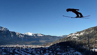 El noruego Anders Jacobsen ha repetido el triunfo de Año Nuevo que logró en 2013 en Garmisch-Partenkirchen (Alemania), al ganar la segunda prueba del Cuatro Trampolines de saltos de esquí, torneo en el que el austriaco Stefan Kraft sigue líder y el e