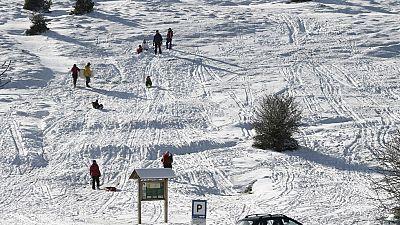 Casas rurales, ciudades de interior y pistas de esquí, principales destinos de los turistas españoles