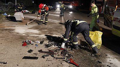 Muelas del Pan, en Zamora, de luto tras la muerte de tres vecinos en un accidente de tráfico