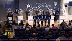 El segundo premio de la lotería del Niño, el 43.743, está dotado con 750.000 euros por serie