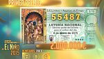 Lotería del Niño 2015