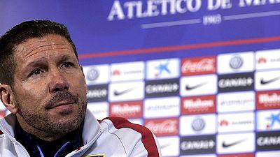 El entrenador del Atlético de Madrid ha anunciado que Fernando Torres será titular en el partido de Copa contra el Real Madrid de este miércoles.