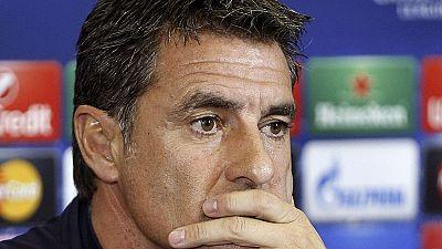 El entrenador español Míchel ha sido destituido como entrenador del Olympiacos griego, tras dos temporadas en el club.