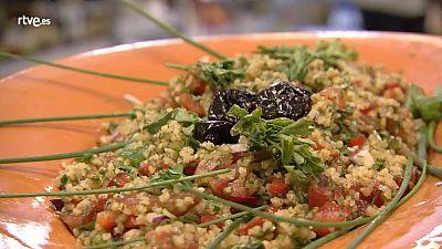Clases de cocina en masterchef junior 3 - Escuela de cocina vegetariana ...
