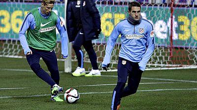 El regreso de Torres al once rojiblanco acapara toda la atención de un choque apasionante de Copa del Rey ante el Real Madrid.