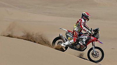 Rally Dakar 2015 - 4ª etapa: Chilecito - Copiapó - ver ahora