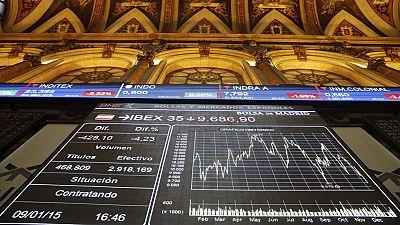 El IBEX se hunde un 3,91% en su peor día desde septiembre de 2012 arrastrado por el Santander