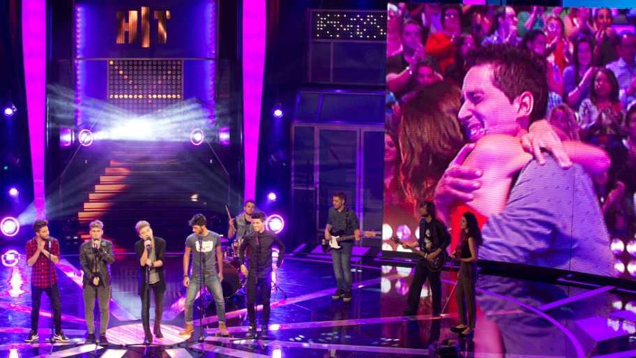 Hit-La Canción- 'El tic tac de mi corazón' es el hit elegido por Auryn