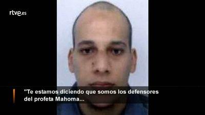 """Chérif Kouachi, antes de morir: Fui enviado por Al Qaeda en Yemen"""" para defender al profeta"""