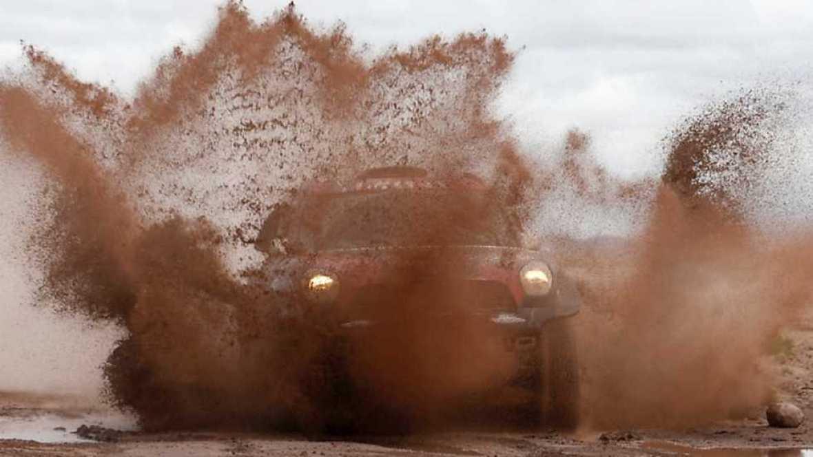 Rally Dakar 2015 - 7ª etapa: Iquique - Uyuni (Jornada de descanso para las motos) - ver ahora