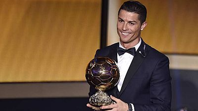 El portugués obtiene su segundo galardón de forma consecutiva. CR7 ha terminado el año como campeón de Europa, Copa, Supercopa de Europa y Mundial de Clubes.