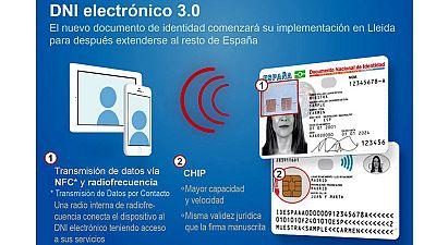 El DNI 3.0, más seguro y con tecnología para intercambiar datos