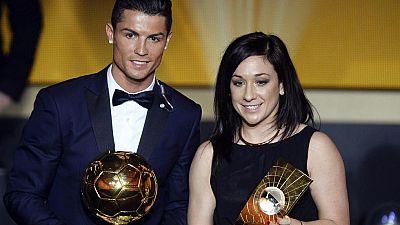 Cristiano mantiene su reinado y conquista su tercer Balón de Oro
