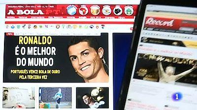 Cristiano Ronaldo, la marca más valiosa de Portugal