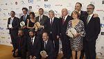 'La isla mínima', Javier Gutierrez y Bárbara Lennie triunfan en los Forqué 2015