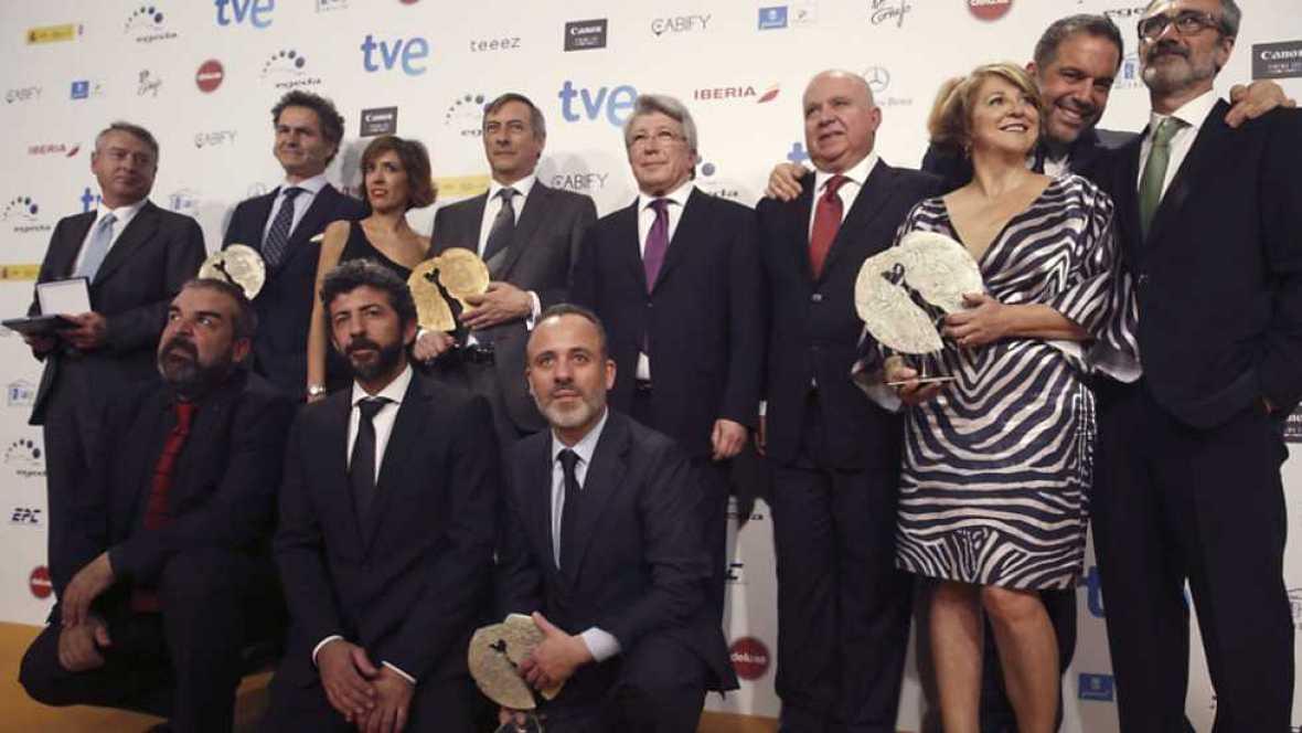 Gala de los XX Premios José María Forqué 2015 - Ver ahora