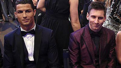 Cristiano ha conseguido su tercer Balón de Oro y ya está a solo uno de su máximo rival, Leo Messi, que acumula cuatro premios de mejor jugador del planeta.