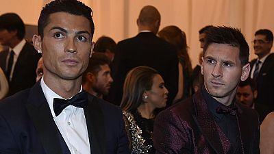 Mourinho y Simeone, elecciones de Messi y Cristiano a mejor entrenador