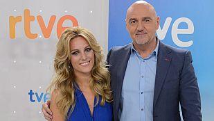 Eurovisión 2015- TVE anuncia que emitirá las dos semifinales de Eurovisión 2015