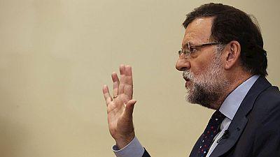 """Rajoy: el anuncio de Mas es """"evidencia del fracaso"""" de su política"""