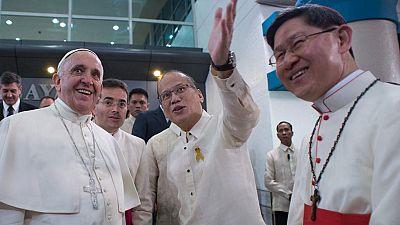 El Papa se ha referido al atentado de Charlie Hebdo en su vuelo a Filipinas