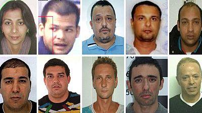 La Guardia Civil detuvo el año pasado a casi 9.000 criminales que estaban huidos de la justicia