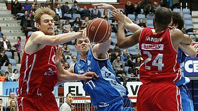 Gipuzkoa Basket 61 - CAI Zaragoza 76