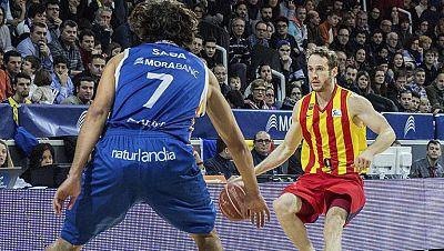 Morabanc Andorra 56 - FC Barcelona 71