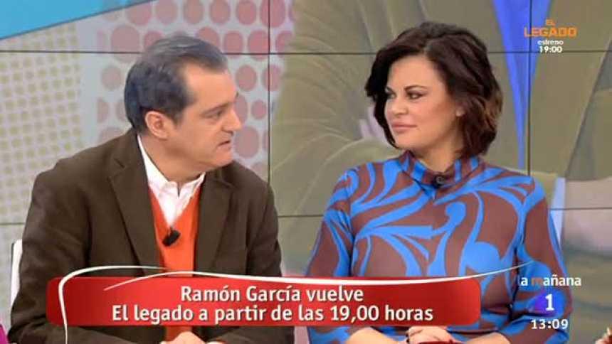 La mañana - Ramón García presenta 'El legado'