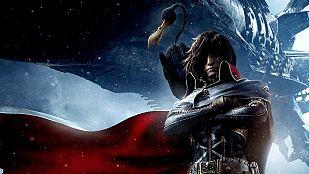 Cómo se hizo 'Capitán Harlock', en exclusiva para RTVE.es