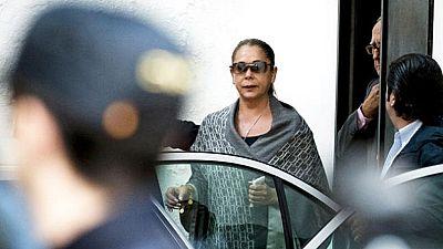Isabel Pantoja, una semana difícil en prisión