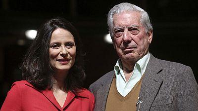 Mario Vargas Llosa, vuelve a los escenarios, pero esta vez como protagonista