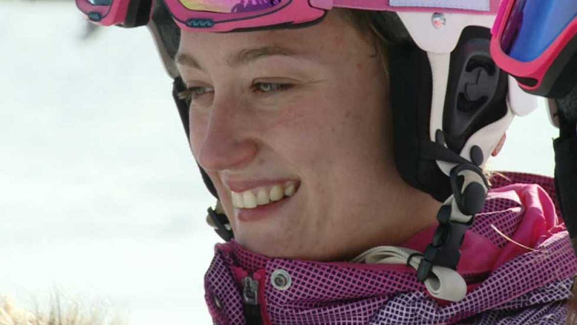 Resultado de imagen de mireia belmonte esqui alpino