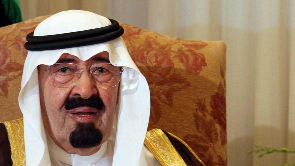 Muere a los 90 años el rey Abdalá de Arabia Saudí
