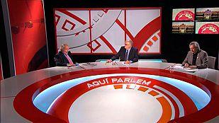 Aquí Parlem - Els pressupostos i les eleccions del 27-S - 24/01/2015