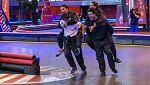 MasterChef Junior 2 - Los jueces y Eva se la juegan sobre las cuatro ruedas